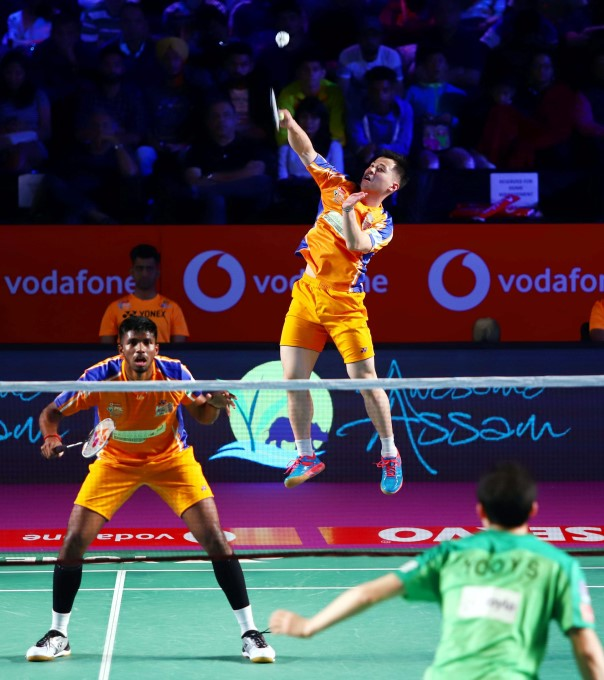 Premier Badminton League 2018-19 Photos