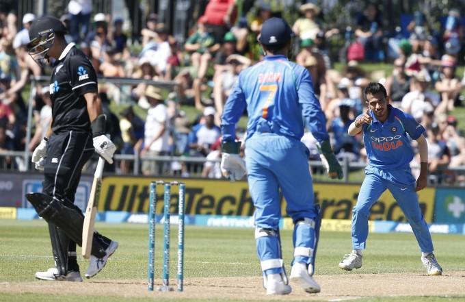 India Tour Of New Zealand 2019 Photos