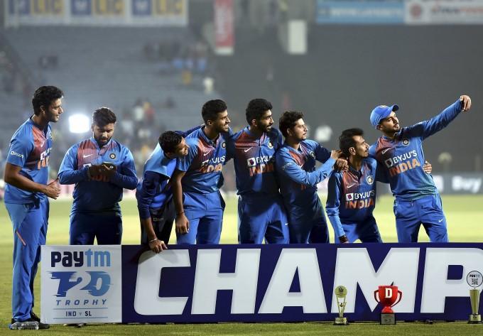 Sri Lanka Tour Of India 2020 Photos