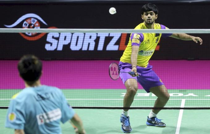 Premier Badminton League 2020 Photos