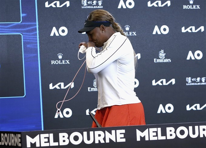 Australian Open tennis championship 2021 Photos