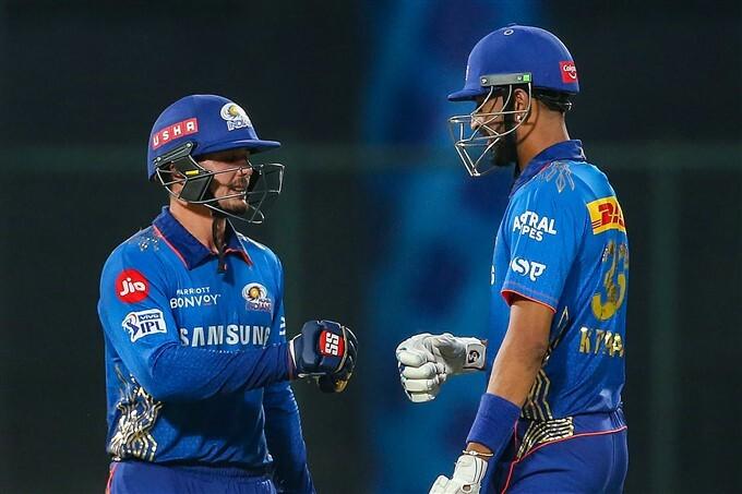 IPL 2021: MI  vs RR Match 24 Photos