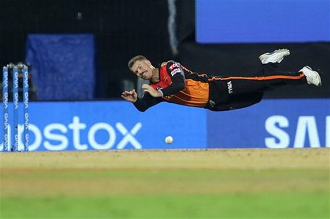 IPL 2021: MI vs SRH, Match 9 Photos