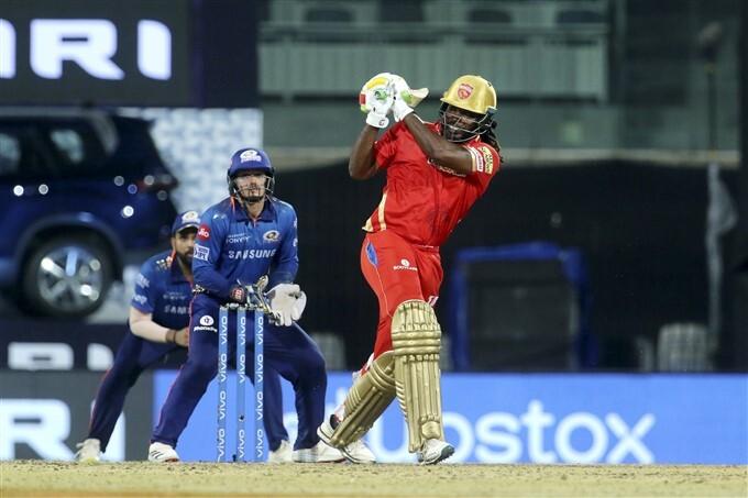 IPL 2021: PBKS vs MI, Match 17 Photos