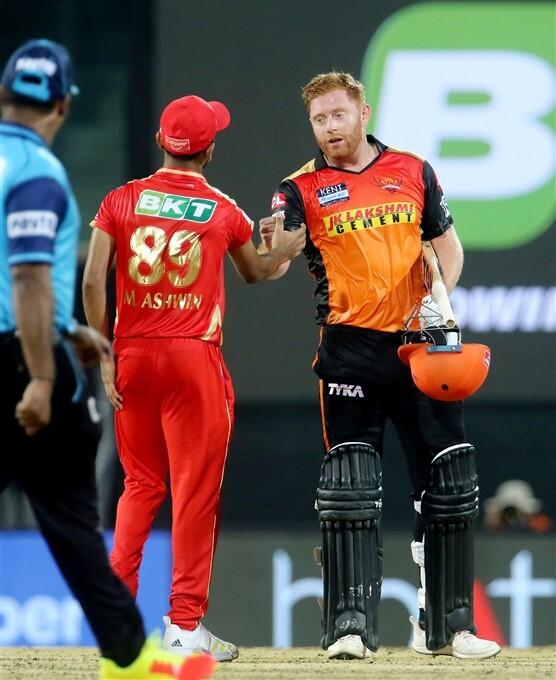 IPL 2021: PBKS vs SRH, Match 14 Photos