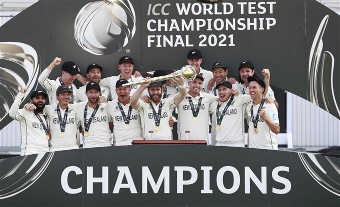 World Test Championship Finals Photos