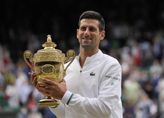 Wimbledon Tennis Championships 2021 Photos