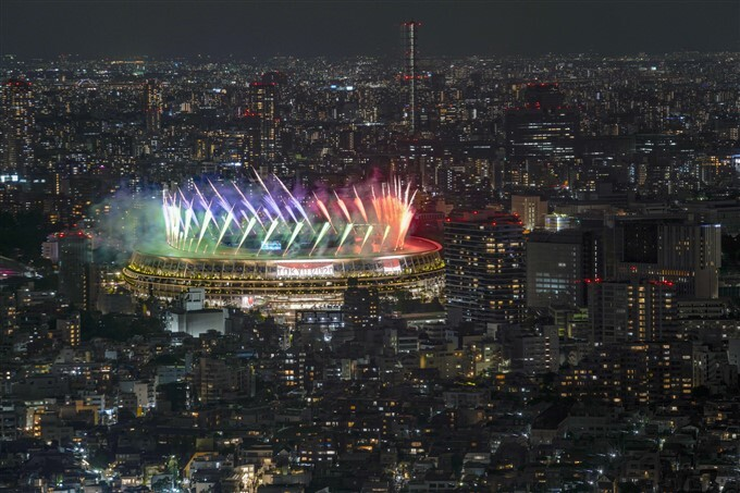 Closing Ceremony Of Tokyo 2020 Paralympic Games Photos