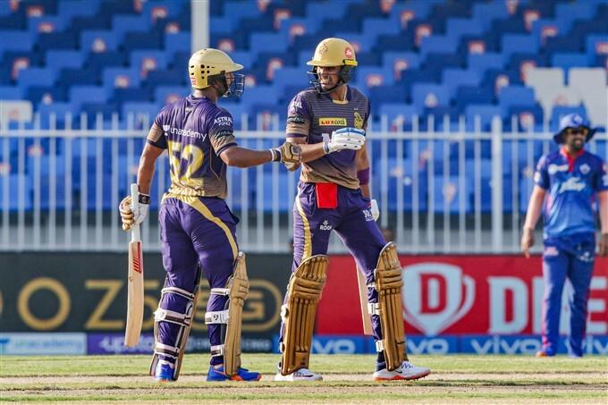 IPL 2021: KKR vs DC, Match 41 Photos