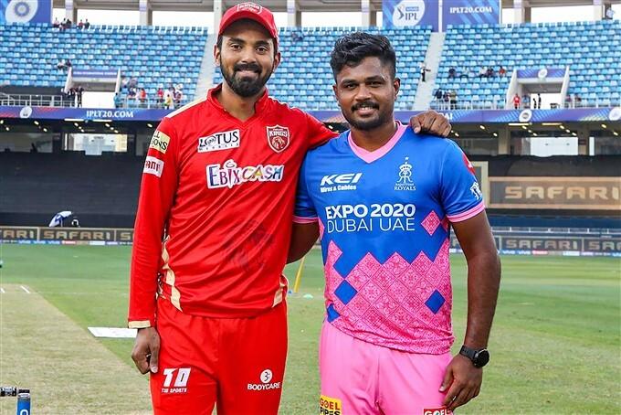 IPL 2021: KXIP vs RR, Match 32 Photos