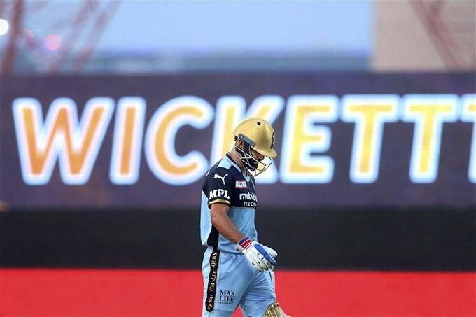 IPL 2021: RCB vs KKR, Match 31 Photos