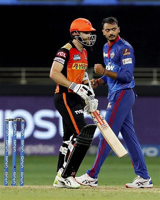IPL 2021: SRH vs DC, Match 33 Photos