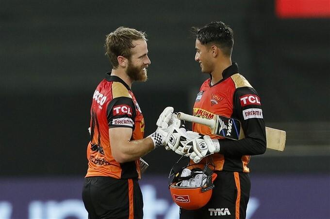 IPL 2021: SRH vs RR, Match 40 Photos
