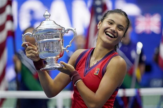 US Open tennis championships 2021 Photos