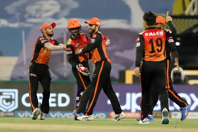 IPL 2021: RCB vs SRH, Match 52 Photos