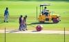 Kohli angry over pitch talk