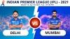 IPL 2021: DC vs MI: Toss & Playing 11s