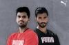PUMA signs Sundar and Padikkal