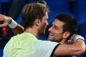Zverev: Novak can't have everything