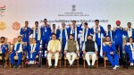 Sports Minister felicitates triumphant Paralympians, hopes for better show in 2024