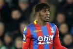 Crystal Palace resigned to losing Wilfried Zaha