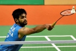 Thailand Open: Sai Praneeth tests positive for COVID-19 and withdraws, roommate Srikanth forced to pull out