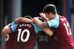 Premier League: Burnley 2 Tottenham 1: Barnes hits late winner after Kane's goalscoring return