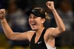 Brilliant Bencic outlasts Kvitova to complete week of Dubai upsets