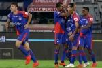 ISL: Bengaluru FC seal top spot with 3-0 win over FC Goa