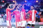 Calicut Heroes become the first team to reach the final of the Pro Volleyball League