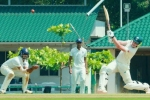 India U19 vs South Africa U19: Shokeen's 4/50 puts India colts in command on Day 1