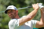 Johnson moves into lead, McIlroy two shots back
