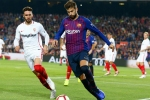 La Liga preview: Barçelona face stiff Sevilla test as battles up and down the table hot up