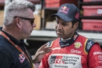 Home hero Al Attiyah is the firm favourite in Qatar Rally