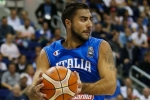 Basketball: Italy, Poland secure World Cup spots