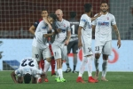 ISL: Pune City blow for Jamshedpur's play-off hopes