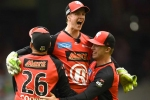 BBL 08: Renegades crowned champions after stunning Stars collapse
