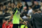 Valencia 1 Celtic 0 3-0 agg: Toljan sent off as Bhoys crash out