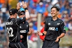 New Zealand Vs Bangladesh: Boult, Mahmudullah fined for misconduct