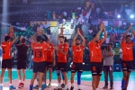 Pro Volleyball League: U Mumba Volley beat Chennai Spartans to keep play-off hopes alive