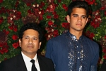 Arjun should find reason to wake up every morning and chase his dreams: Sachin Tendulkar