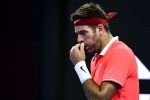 Del Potro follows Nadal in missing Miami Open