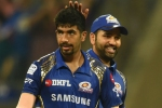 Bumrah has 'recovered well' after hurting shoulder, say Mumbai Indians