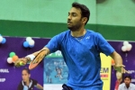 HS Prannoy, Sourabh Verma to lead Indian challenge at Badminton Asia Mixed Team Championships
