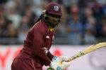 Gayle, Russell headline West Indies' World Cup squad