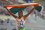 Unheralded Gomathi and Toor clinch gold in Asian Athletics Championships