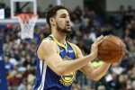 This game sucked – Thompson laments loss as Warriors miss chance to advance