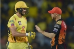 IPL 2019: Chennai Super Kings Vs Sunrisers Hyderabad, Highlights: Watson blitz powers CSK to a 6-wicket win