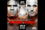 UFC Fight Night 149: Overeem vs. Oleinik fight card and schedule