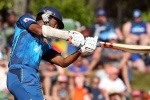Sri Lanka end ODI winless streak in Edinburgh